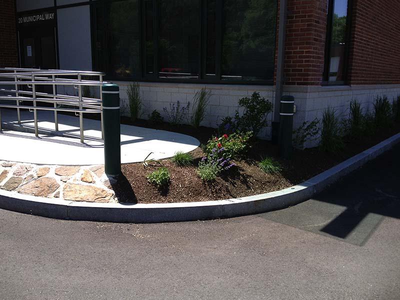 Curbing | Sandstone Construction Inc