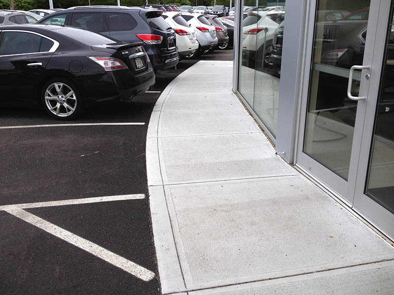 Sidewalks Sandstone Construction Inc